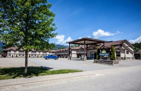 Hotel Days Inn Revelstoke