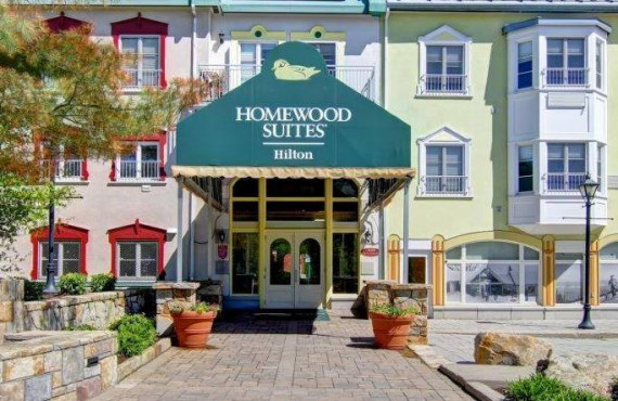Homewood Suites by Hilton Tremblant