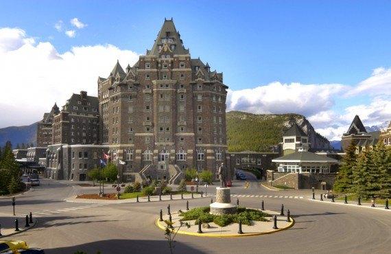 Fairmont Banff Springs Hotel - Banff, AB