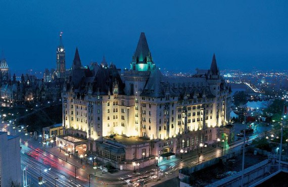 Fairmont Chateau Laurier Ottawa, ON