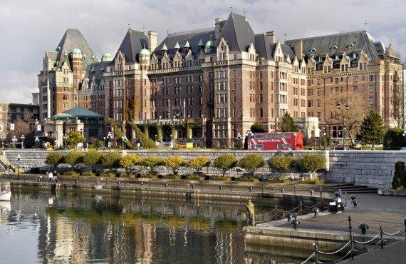 Fairmont Empress Victoria - Victoria, BC