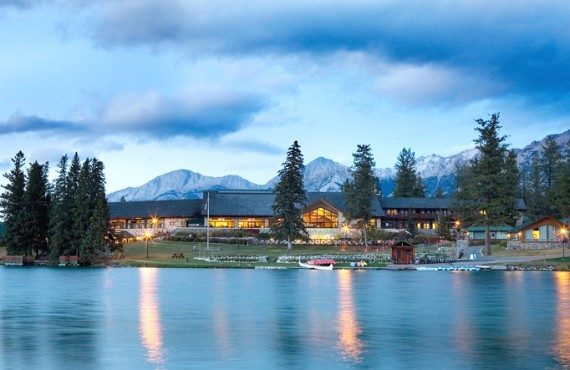Fairmont Jasper Park Lodge - Jasper, AB