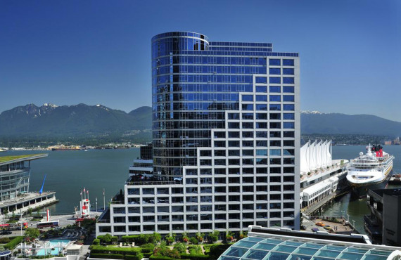Fairmont Waterfront, Vancouver, BC