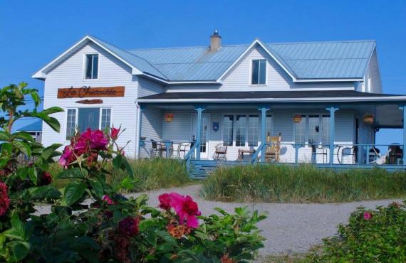 Gîte La Chicoutée, Côte Nord - Québec