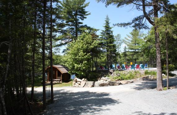 Camping Halifax West KOA, Upper Sackville, NS