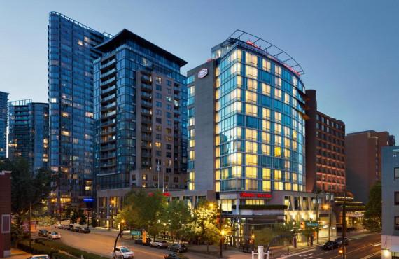 Hampton Inn & Suites Vancouver, BC