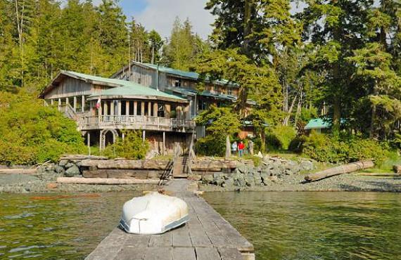 Hidden Cove Lodge - Port McNeil, BC