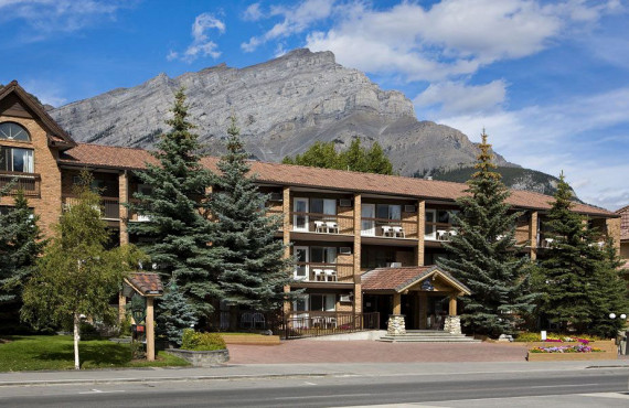 High Country Inn, Banff, AB