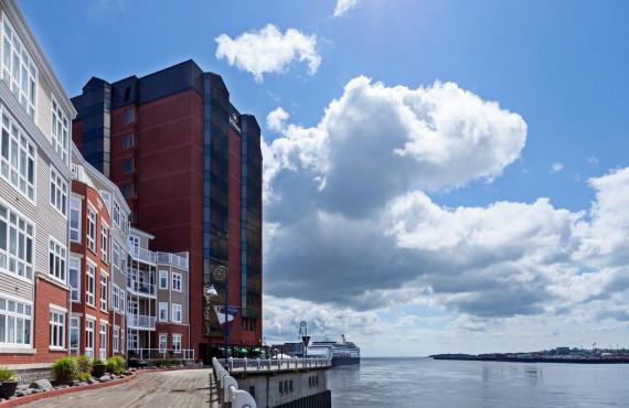 Hilton Saint John, Saint John, NB