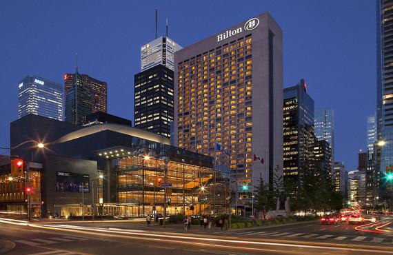 Hôtel Hilton Toronto, ON