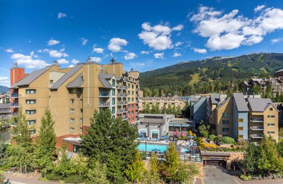 Hilton Whistler Resort & Spa, Whistler, BC