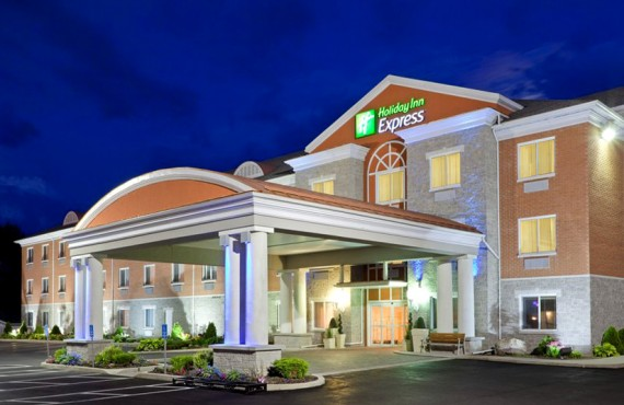 Holiday Inn Express - Mille-Îles, On