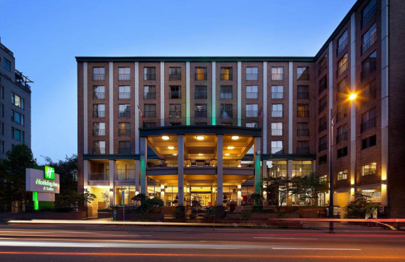 Holiday Inn & Suites Vancouver Downtown, BC