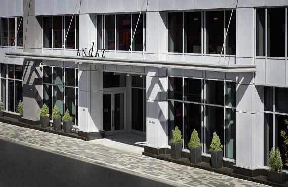Hotel Andaz Ottawa