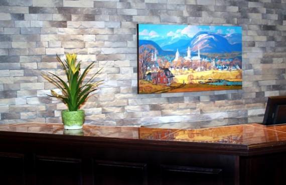 Hôtel Baie St-Paul - Réception