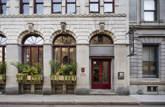 Hôtel le Germain, Quebec City, Quebec