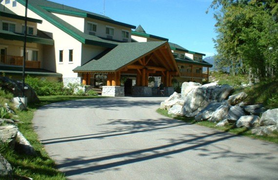 Hôtel Hillcrest - Revelstoke, BC