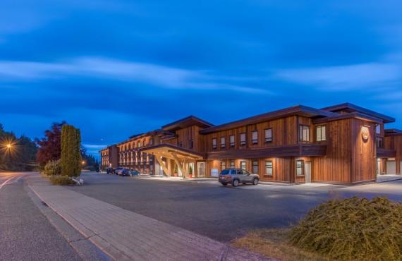 Kwa'Lilas Hotel - Port Hardy, BC