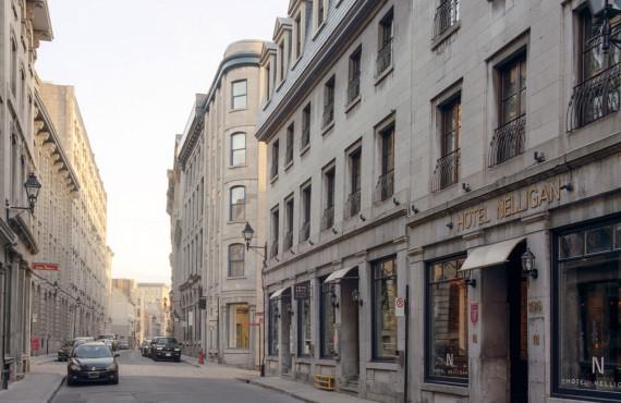 Hôtel Nelligan, Montréal, QC