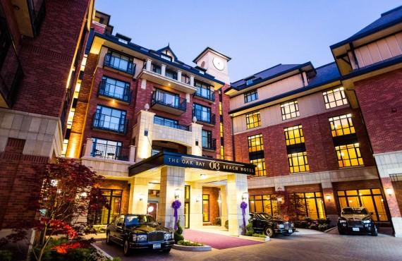 Hotel Oak Bay Beach - Victoria