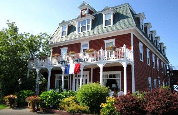 Hôtel Paulin - Caraquet, NB