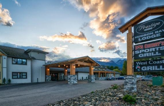 L'hôtel Prestige Hudson Bay, Smithers, BC