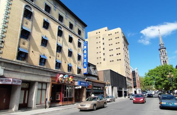 Hôtel St-Denis, Montréal, QC