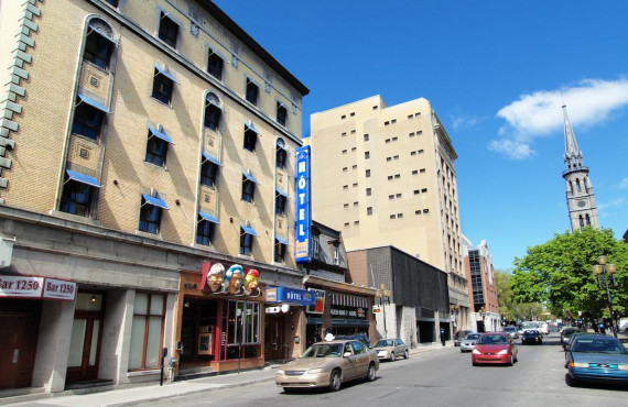 St-Denis Hotel, Montreal, QC