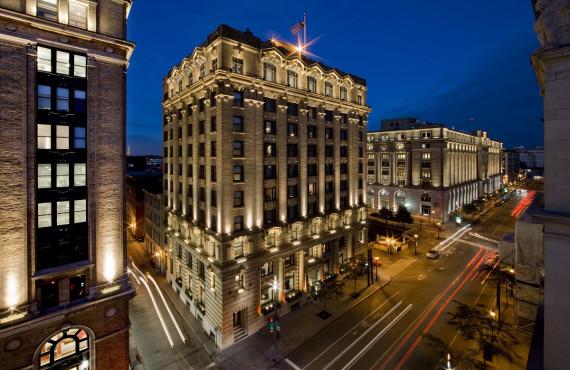 St Paul Hotel, Montréal, QC