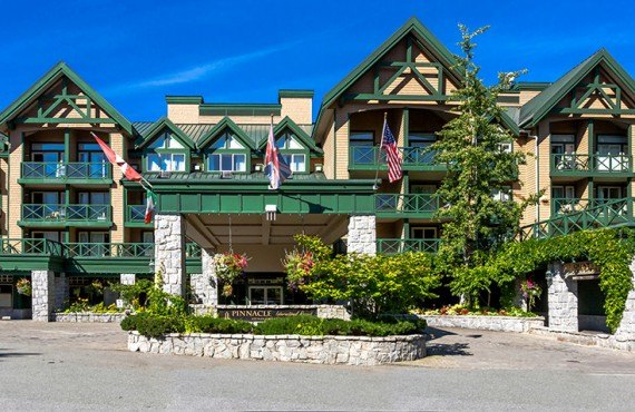 Hôtel Whistler Pinnacle - Whistler, BC