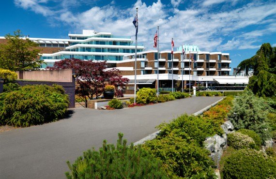 Inn at Laurel Point - Victoria, BC