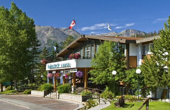Lobstick Lodge, Jasper, AB