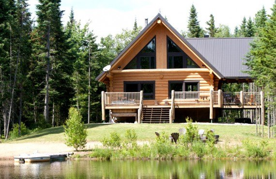 Ma Cabane au Canada VIP - Ste-Christine d'Auvergne, QC