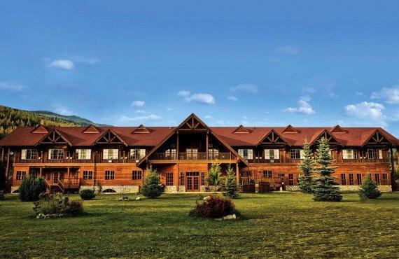 Glacier House Resort, Revelstoke, BC