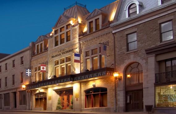 Hôtel Manoir Victoria, Québec, QC