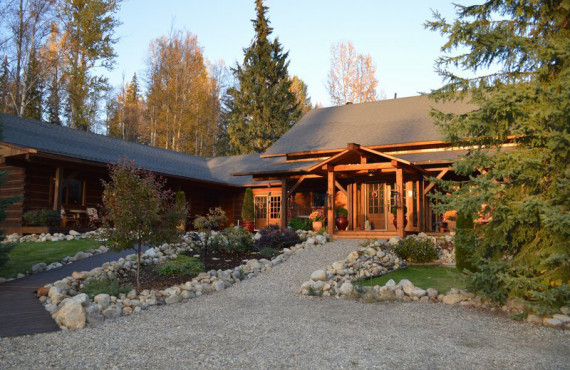 Moul Creek Lodge, Clearwater, BC