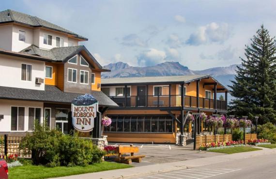 Mount Robson Inn, Jasper, AB