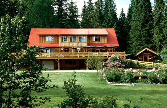Ranch Nakiska - Clearwater, BC