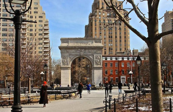 Tour de ville guidée à New York