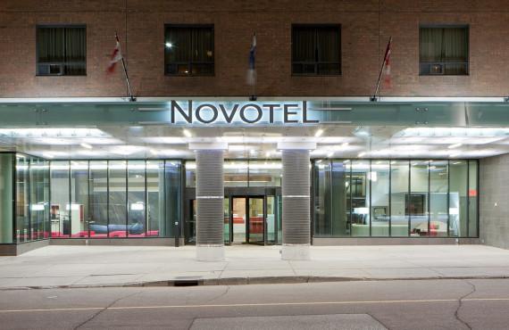 Novotel Ottawa City Centre Hotel, QC