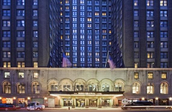 Park Central Hotel, New York, (NY)
