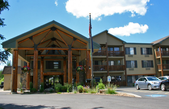 The Pine Lodge, Whitefish, MT