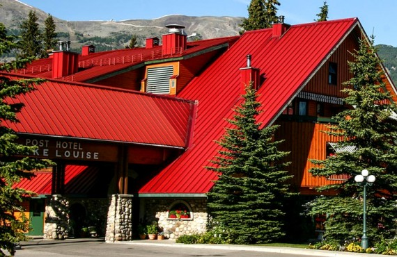 Post Hotel - Lac Louise, AB