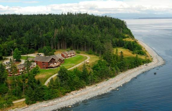 Pourvoirie Tsa Kwa Luten - Quathiaski Cove, BC