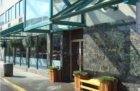 Hôtel Prince Rupert - Prince Rupert, BC