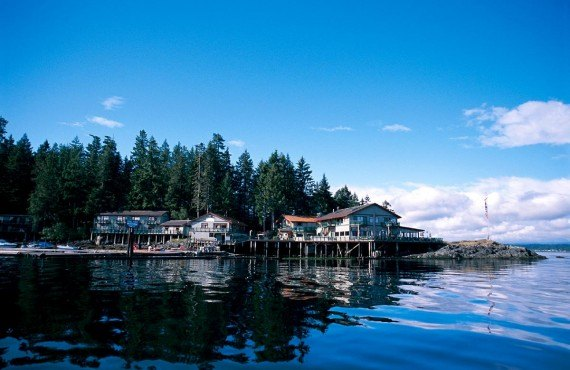 Quadra Island, British Columbia