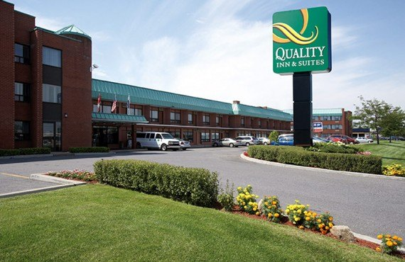 Quality Inn & Suites Aeroport