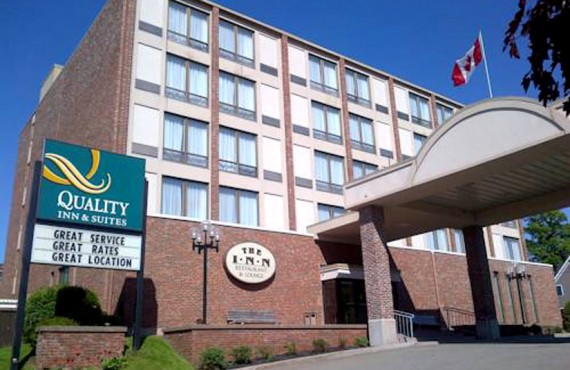 Quality Inn & Suites - Charlottetown, PE