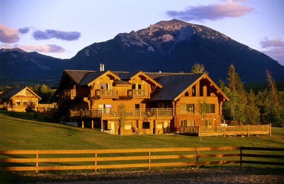 Ranch Echo Valley - Jesmond Clinton, BC