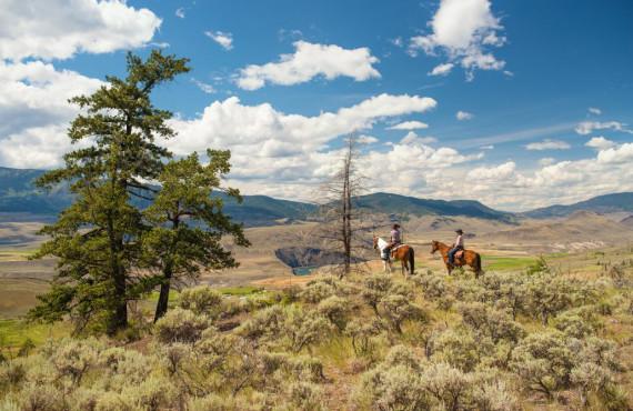 Hillside View, Sundance Ranch, BC
